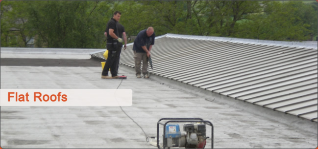Commercial Lead Roof Wakefield
