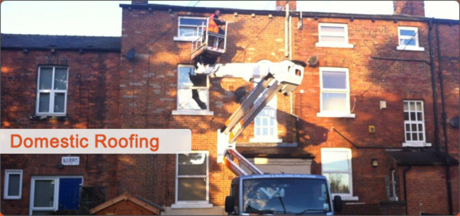 Domestic Roofing Services Barnsley
