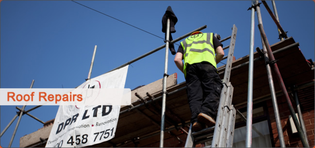 Domestic Roof Repairs Huddersfield