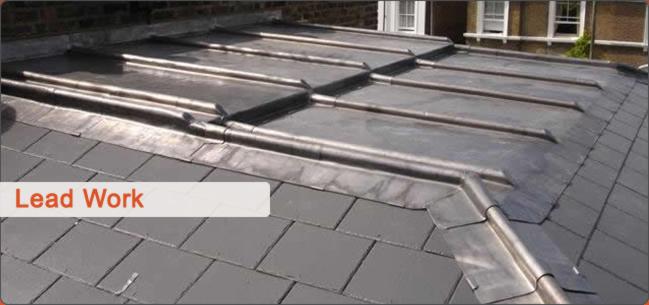 Lead Roof Wakefield