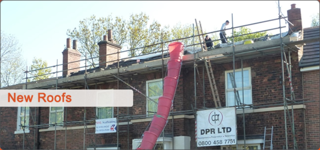 New Roof Barnsley