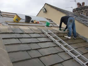 Roofing Services Barnsley