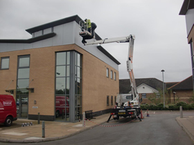 Commercial Lead Roofing Barnsley