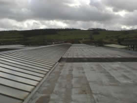 Industrial Roof Barnsley