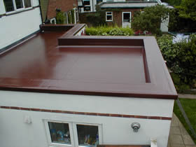 Flat Roofing Projects And News